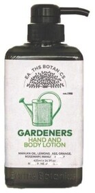 Earth Botanicals Gardeners Hand & Body Lotion
